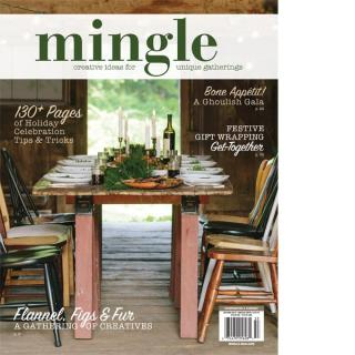 Mingle Magazine Autumn 2015