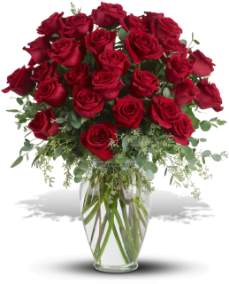 30 Beautiful Red Roses